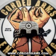 Mandalorian Imperial Beskar Glock Slide Plate