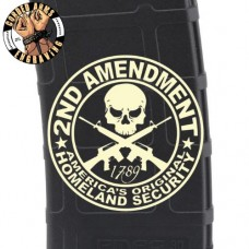 2nd Amendment Skull