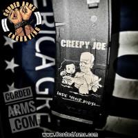 Creepy Joe Laser Pmag Laser Engraved Custom Pmag