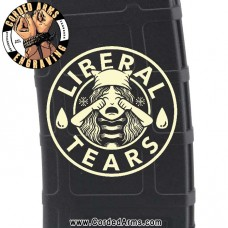 Liberal Tears Engraved Custom Pmag