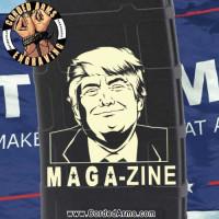 Trump MAGAzine MAGA-zine