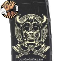 Viking  Engraved Custom Pmag