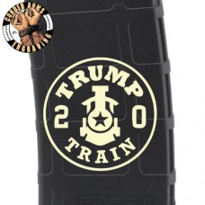 Trump Train 2020 Laser Pmag Laser Engraved Custom Pmag