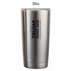 20oz. Trump/Pence 2020 Traveler Coffee Mug